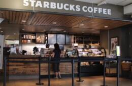 U of M Starbucks Coffee
