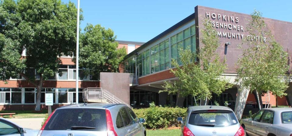 Eisenhower Community Center, Hopkins